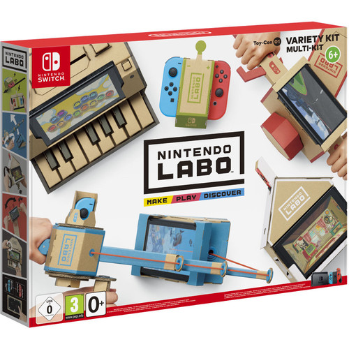 Nintendo Labo - Multi Kit - Toy Con 01
