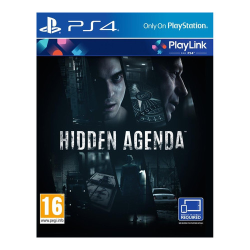 Hidden Agenda - PS4