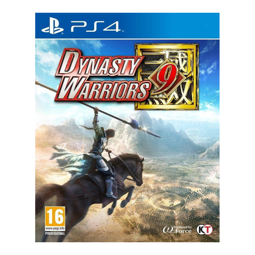 Dynasty Warriors 9 - PS4
