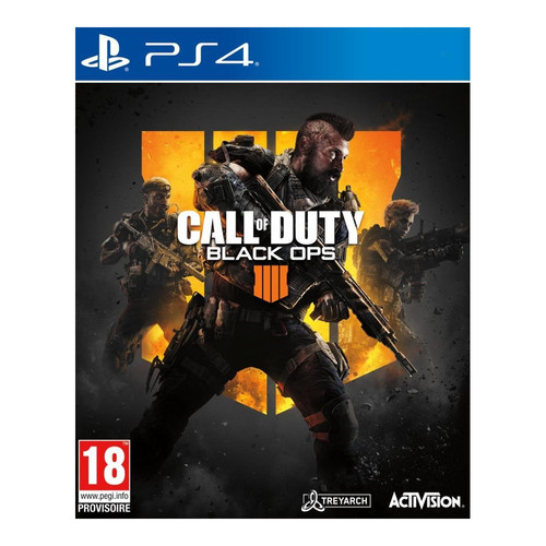 Call of Duty : Black Ops 4 - PS4