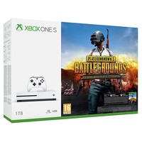 Microsoft Xbox One S 1 To + PlayerUnknown's Battlegrounds (PUBG)