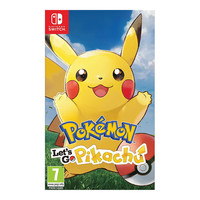 Pok�mon Let's Go Pikachu - Nintendo Switch