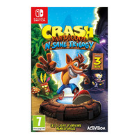 Crash Bandicoot N.Sane Trilogy - Nintendo Switch