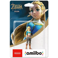 Figurine Nintendo Amiibo - (The Legend of Zelda) Zelda