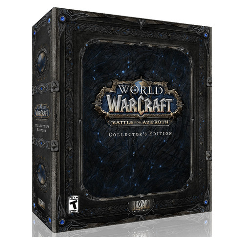 World of Warcraft : Battle for Azeroth - Edition Collector - PC