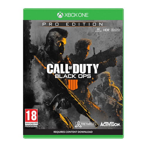 Call of Duty : Black Ops 4 - Edition Pro - Xbox One