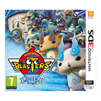 Yo-kai Watch Blasters : L'escadron Du Chien Blanc - Nintendo 3DS