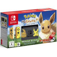 Nintendo Switch - Edition Pok�mon Let's Go Evoli