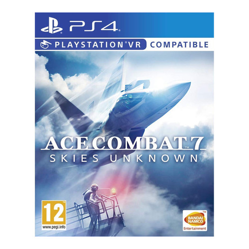 Ace Combat 7 : Skies Unknown - PS4