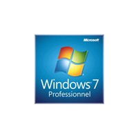 Microsoft Windows 7 Professional SP1, Licence et support 1 PC, 64 bits, OEM