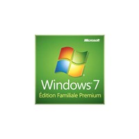 Microsoft Windows 7 Home Premium SP1, Licence et support 1 PC, 64 bits, OEM