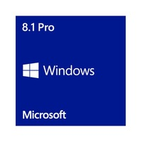 Microsoft Windows 8.1 Professionnel, 64 bits, OEM - Version DVD