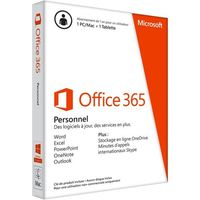 Microsoft Office 365 Personnel (Abonnement 1 an)