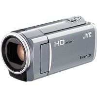 Cam�scope JVC Everio Full HD GZ-HM430 Silver