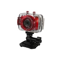 Cam�scope avec m�moire flash VIVITAR DVR785 ROUGE 5MPIXELS