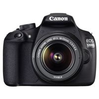 Canon EOS 1200D + Objectif 18-55 mm DC III
