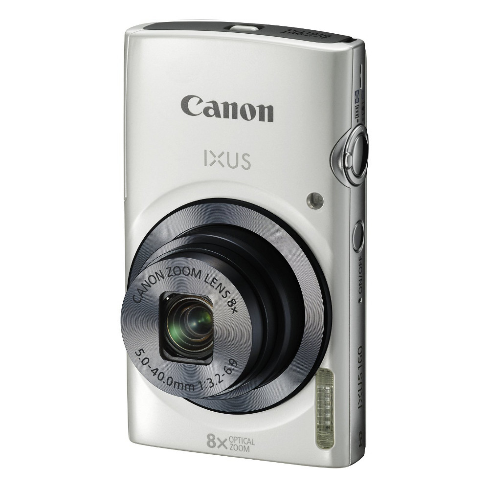 Canon ixus 160 blanc housse hama carte sdhc 8 go top for Housse appareil photo canon