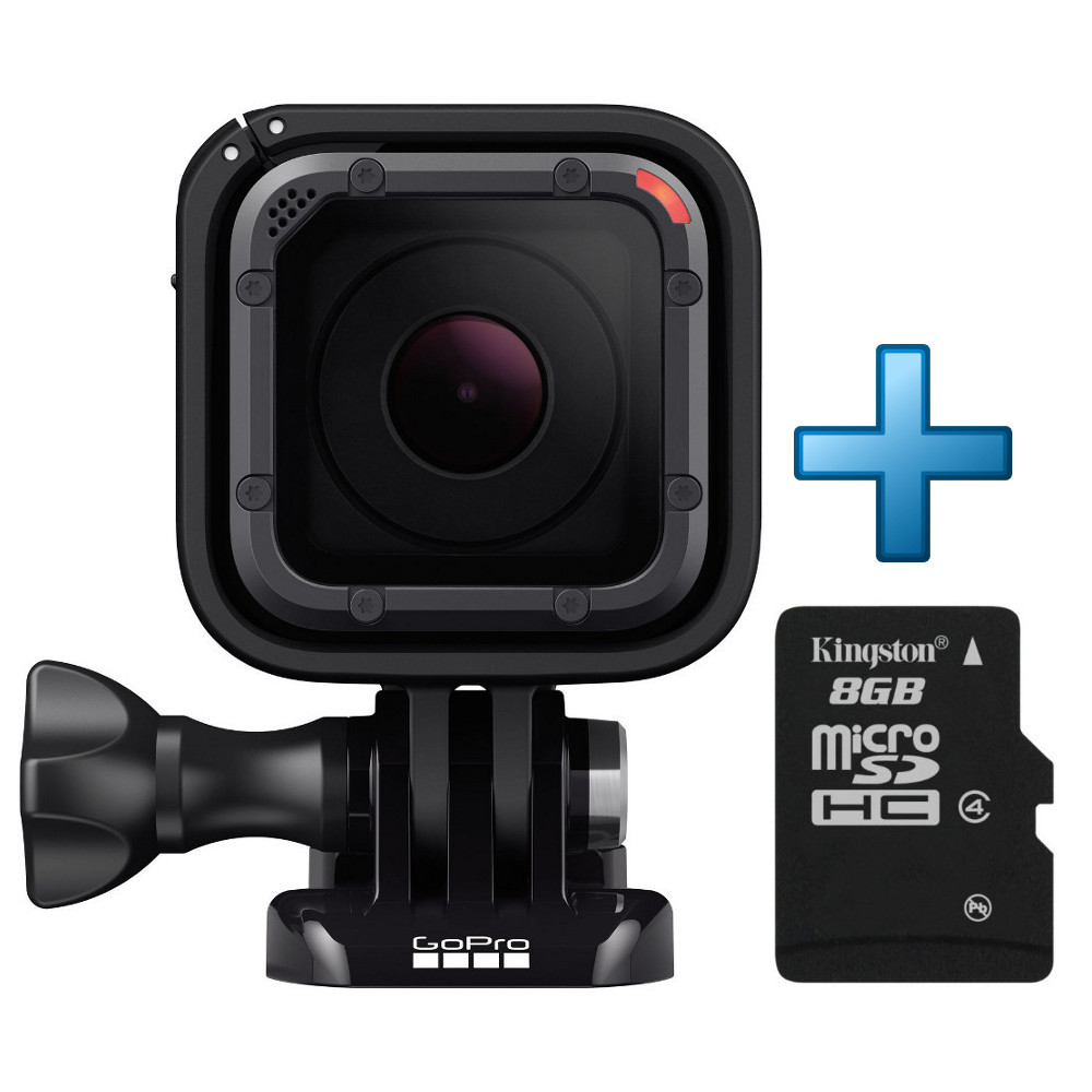 gopro hero5 session carte micro sd 8 go achat pas cher avis. Black Bedroom Furniture Sets. Home Design Ideas