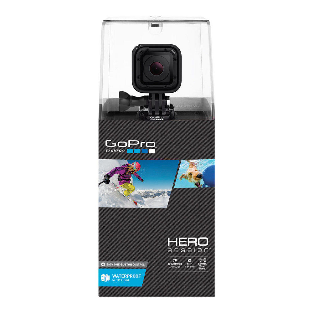 gopro hero session fixation bandeau head strap. Black Bedroom Furniture Sets. Home Design Ideas