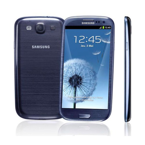 "Samsung Galaxy S3 Bleu, 4.8"" HD"