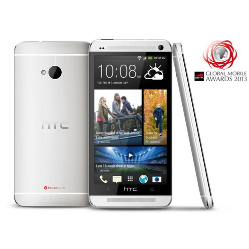 "HTC One Argent, 4.7"" Full HD"