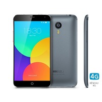 "Meizu MX4 16 Go Gris (4G), 5.36"" Full HD"