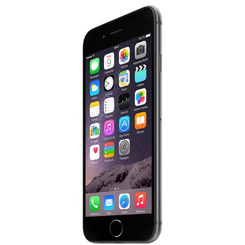apple iphone 6 gris sid ral 64 go 4 7 hd top achat. Black Bedroom Furniture Sets. Home Design Ideas