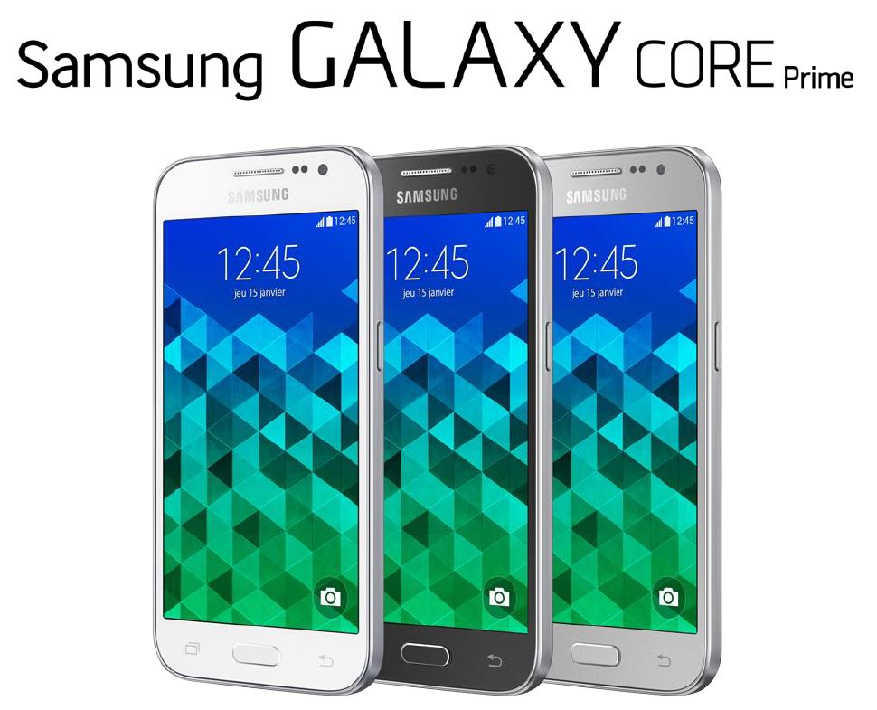 samsung galaxy core prime argent 4g 4 5 top achat. Black Bedroom Furniture Sets. Home Design Ideas