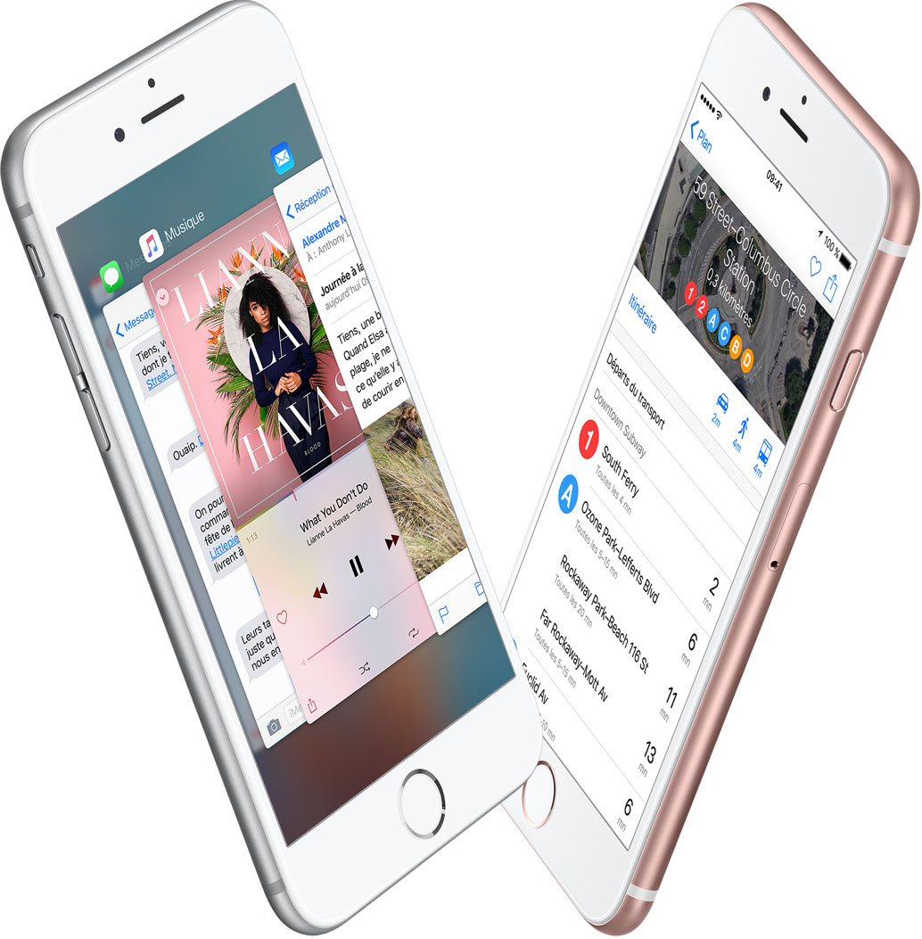 apple iphone 6s plus or 16 go 5 5 full hd reconditionn neuf top achat. Black Bedroom Furniture Sets. Home Design Ideas