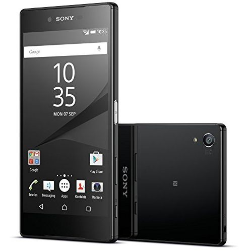 sony xperia z5 premium dual sim 4g noir top achat. Black Bedroom Furniture Sets. Home Design Ideas