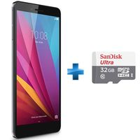 "Honor 5X Dual SIM (4G) Gris, 5.5"" Full HD + microSD Sandisk Ultra Android 32 Go"