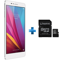 "Honor 5X Dual SIM (4G) Argent, 5.5"" Full HD + Micro SDHC Kingston 32 Go"