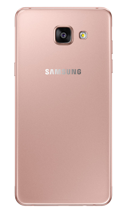 samsung galaxy a5 2016 or rose 4g top achat. Black Bedroom Furniture Sets. Home Design Ideas