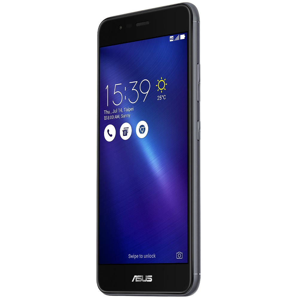 asus asus zenfone 3 max dual sim 4g gris. Black Bedroom Furniture Sets. Home Design Ideas