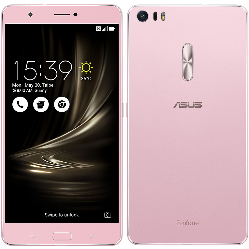 asus zenfone 3 ultra dual sim 4g rose achat pas cher avis. Black Bedroom Furniture Sets. Home Design Ideas
