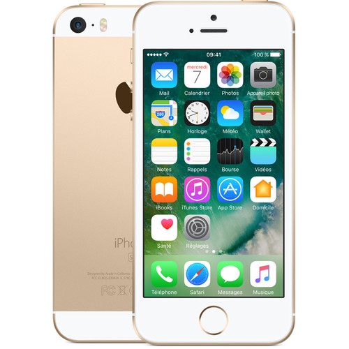 Apple iPhone SE 128 Go (4G) - Or