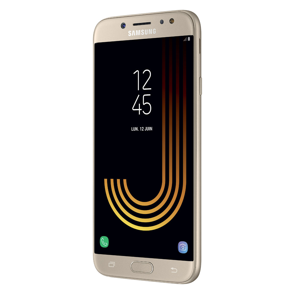 samsung galaxy j7 2017 dual sim 4g or achat pas cher. Black Bedroom Furniture Sets. Home Design Ideas