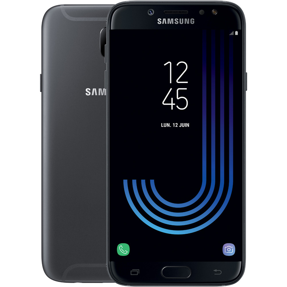 Samsung galaxy j7 2017 dual sim 4g noir achat pas for Photo ecran samsung j7