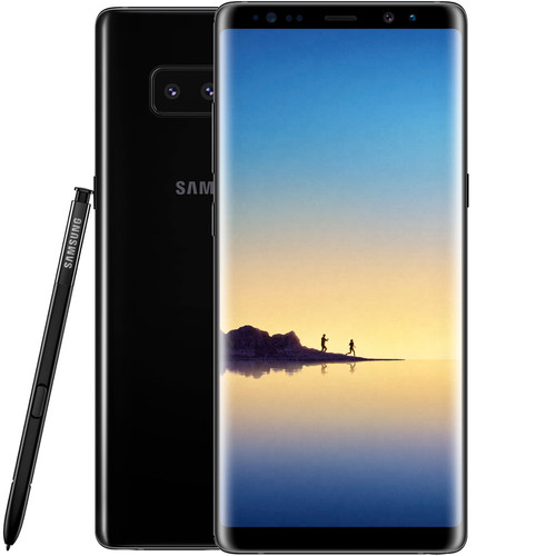 Samsung Galaxy Note 8 - Noir Carbone