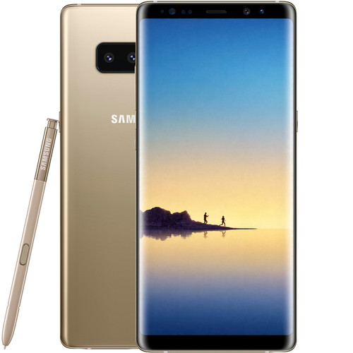 Samsung Galaxy Note 8 (4G+) - Or Topaze