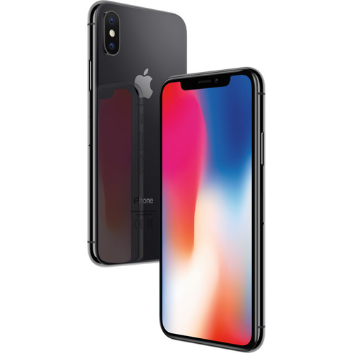 Apple iPhone X 64 Go- Gris Sideral