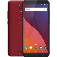 Wiko View Dual SIM (4G) 16 Go - Rouge