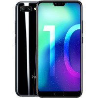 Honor 10 - 64 Go - Noir + Coque de protection