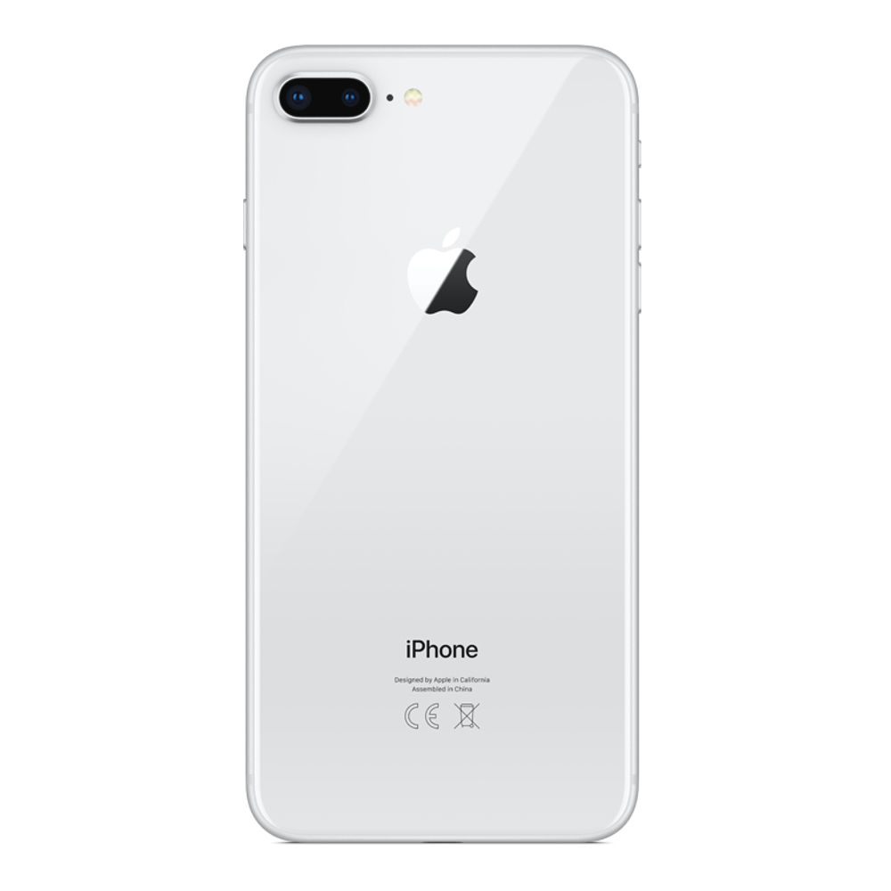 coque iphone 8 plus blanc apple