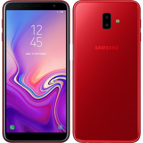 Samsung Galaxy J6+ - Rouge