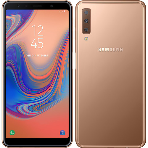 Samsung Galaxy A7 - Or