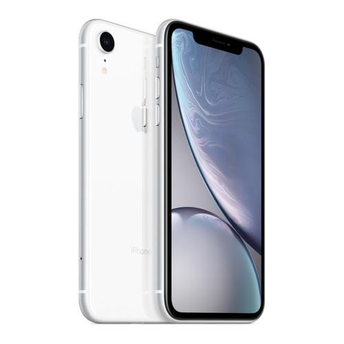 Apple iPhone Xr - 128 Go - Blanc