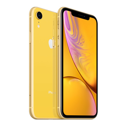 Apple iPhone Xr - 64 Go - Jaune