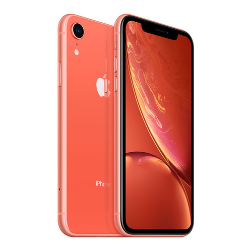 Apple iPhone Xr - 128 Go - Corail
