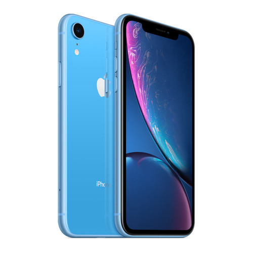 Apple iPhone Xr - 128 Go - Bleu